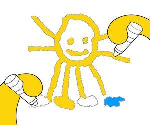 Disegni Per i più piccoli da colorare