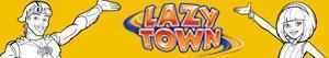 Disegni Lazy Town da colorare