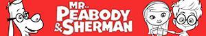 Disegni Mr. Peabody e Sherman da colorare