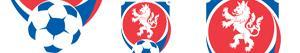 Disegni Emblemi dil Campionato ceco di calcio da colorare